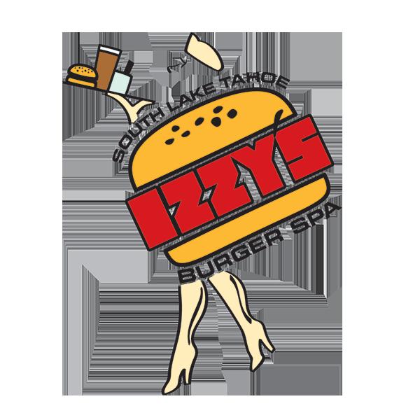 Izzy's Burger Spa vintage
